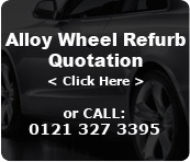 Alloy wheel refurb quotation